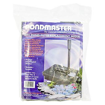 Pondmaster 190 Filter Replacement Media for Ponds - 2 Count