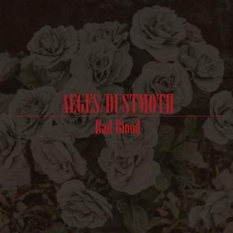 Aeges/Dust Moth - Bad Blood [Vinyl] USA import