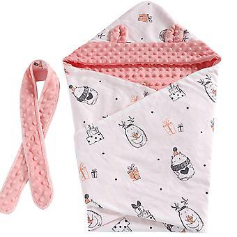 Homemiyn بيبي Swaddles - أكياس النوم Swaddle حديثي الولادة، بطانيات سوادلينج Swaddling التفاف كيس النوم لحديثي الولادة