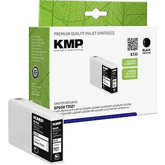 KMP tinta substituido E133 de negro Compatible Epson T7021 1620,4001