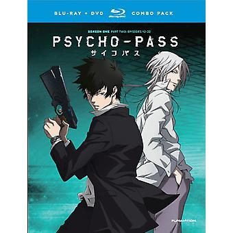 Psycho-Pass: Temporada uno PT. 2 [BLU-RAY] USA importar