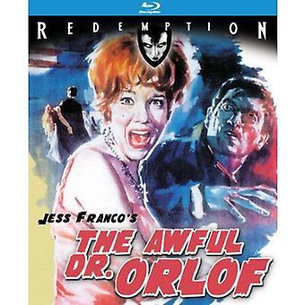Awful Dr. Orlof [Blu-ray] USA import