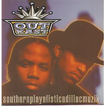 Outkast - Southernplayalisticadillacmuzi [CD] USA import