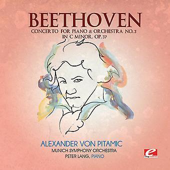 L.V. Beethoven - Concerto pour Piano & orchestre 3 en C mineur (EP) [CD] USA import