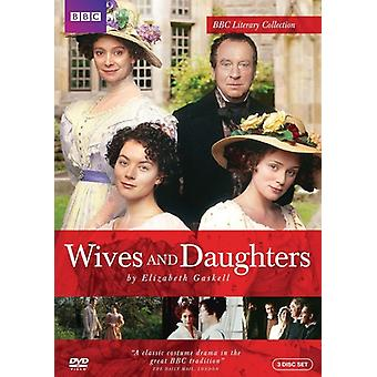 Wives & Daughters [DVD] USA import