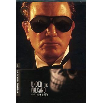 Onder de vulkaan [DVD] USA importeren