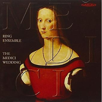 Ring Ensemble / Mouton / Silva / Festa / Willaert - Medici Wedding: 13 Motets of the Medici Codex [CD] USA import