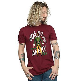 Elf Men's Angry Elf T-Shirt