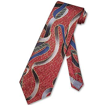 Antonio Ricci SILK NeckTie Made in ITALY Geometric Design Men's Neck Tie #5014-3