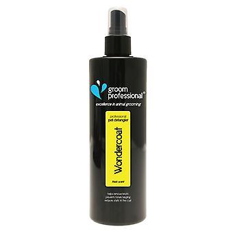 Groom Professional Wondercoat Grooming Spray 450ml
