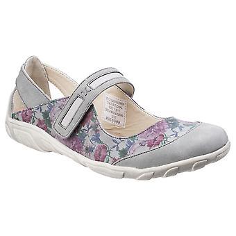 Sapatos de Mary Jane frota & adotiva das mulheres/senhoras Elderflower Floral