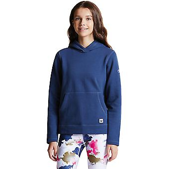 Dare 2b Girls Entangled Brushed Cotton Lightweight Hoodie Jacket Top