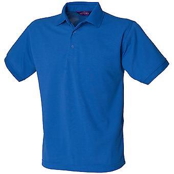 Camisas de Polo de Henbury 65/35