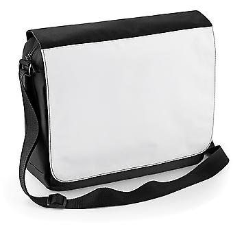 BagBasen Unisex sublimaatio Messenger Bag