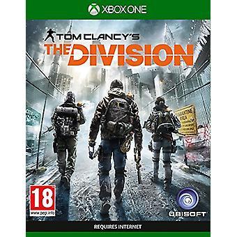 Tom Clancys The Division (Xbox One) - Neu