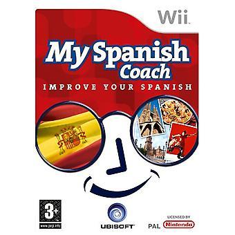 Mijn Spaanse coach (Wii)-in de fabriek verzegeld