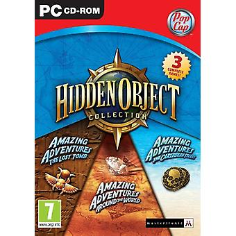 Hidden Object Collection (PC DVD) - New