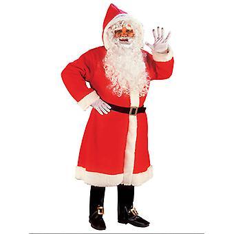 Santa Gown Super Deluxe kostuum