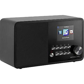 Imperial i110 Internet biurko radio internetowe Radio internetowe, USB Black