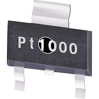 Heraeus Nexensos PT1000 2B PT1000 Platinum temperatur sensor-50 til + 150 ° C SOT-223 SMD