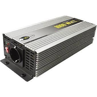 e-ast Inverter HighPowerSinus HPLS 1000-12 1000 W 12 V DC-230 V AC