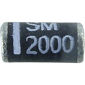 مقوم Si أولترافاست ديوتيك SUF4007 213AB 1000 V 1 A