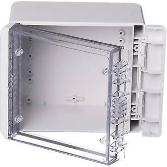 Bopla Bocube B 141309 PC-v0-G-7035 carcasă montare pe perete, consolă de montaj 125 x 151 x 90 policarbonat (PC) gri-alb (RAL 7035) 1 buc (i)