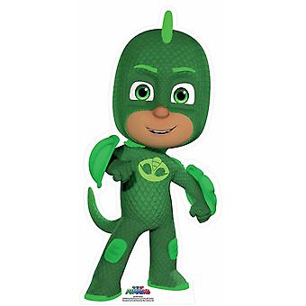 Gekko from PJ Masks Mini Cardboard Cutout / Standup