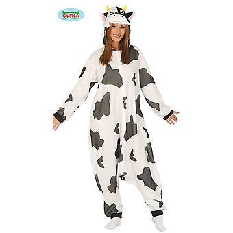 Vache de pyjama costume costume d'animal costume vache