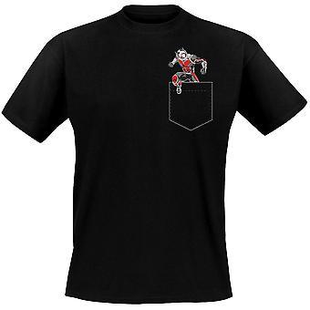 Ant-Man T-Shirt Ant-Man Pocket