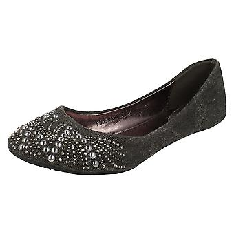 Ladies Spot su Ballerine stile Flat