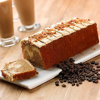 Handmade Cake Company Frozen Salted Caramel Latte Loaf