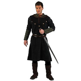 Scarce medieval Rodrigo mens costume Assistant miners costume Knight Mr costume
