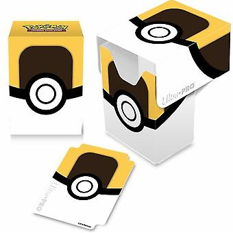 Pokemon - Ultra Ball Deck Box - Ultra Pro Kort Cards