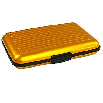 Secure Card Holder-gold