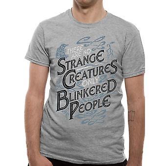 Crimes Of Grindelwald - Strange Creatures T-Shirt