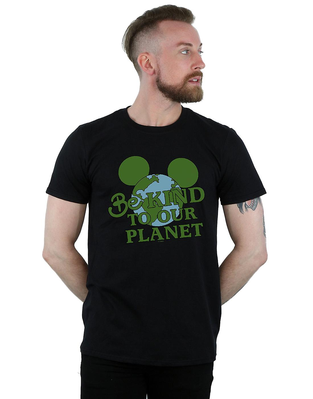 Disney Men's Mickey Mouse Be Kind T-Shirt