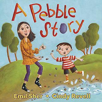 كتاب قصة حصاة باميل شير-سيندي ريفيل-9781554516544