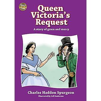 Demande de la reine Victoria par C.H. Spurgeon - livre 9781845503253