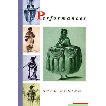 Aufführungen (2.) von Greg Deninger - 9780226142982 Buch