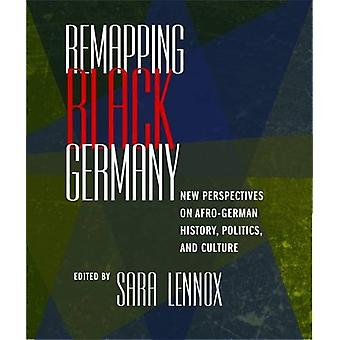 Remapping zwarte Duitsland - New Perspectives on Afro-Duits-geschiedenis - Po