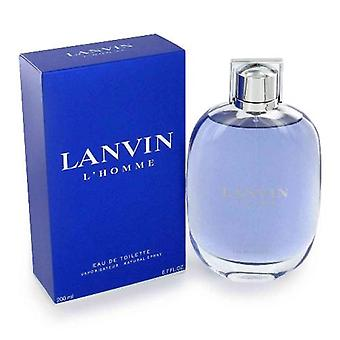 Lanvin L'Homme Eau de Toilette 100ml EDT Spray