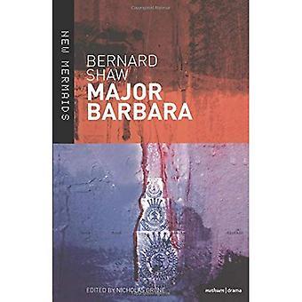 Major Barbara (nuevas sirenas)