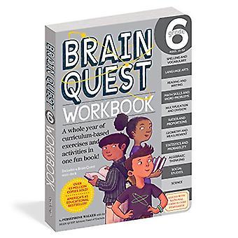 Classeur de cerveau de Quest: 6e année