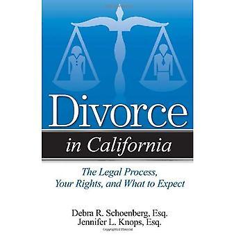 Divorce en Californie
