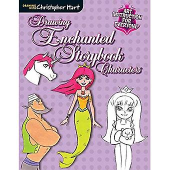 Drawing Enchanted Storybook Characters: Art Instruction for Everyone (Drawing with Christopher Hart Series)