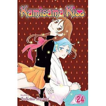 Kamisama Kiss, Vol. 24: Volym 24 (Kamisama Kiss)