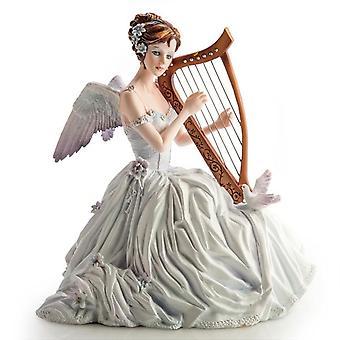 Koor Angel speelt Harp door Nene Thomas