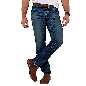 Joe Browns Mens arbetskläder Slim Fit Jeans
