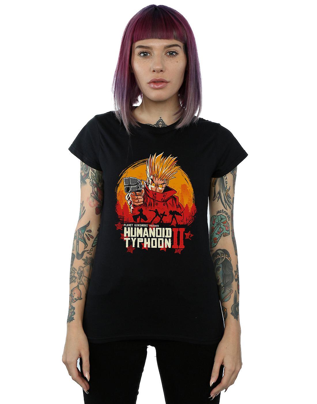 Vincent Trinidad Women's Red Humanoid Typhoon II T-Shirt